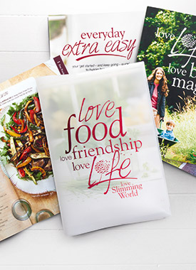 A gorgeous free gift for you in group next week news stories slimming world I love slimming world