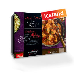 Iceland Stock Up On Our Syn Free Frozen Meals This